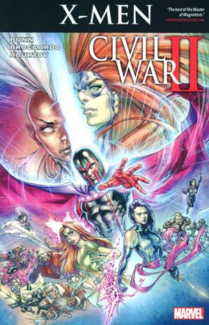 Civil War II X-Men TP