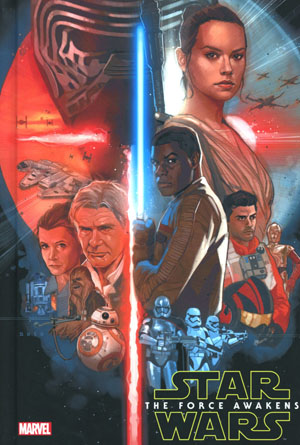 Star Wars Episode VII The Force Awakens Adaptation HC