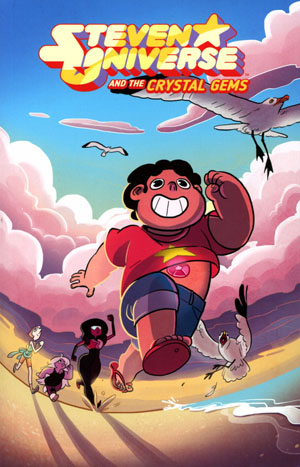 Steven Universe And The Crystal Gems TP