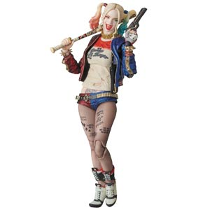 Suicide Squad Movie Harley Quinn Previews Exclusive MAF EX Figure