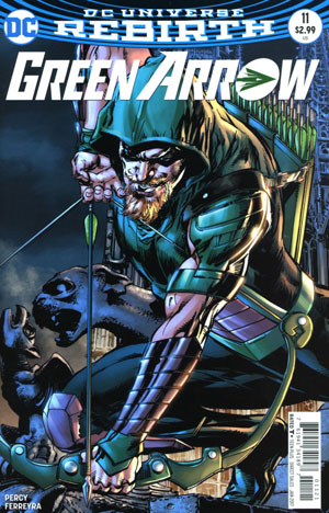 Green Arrow Vol 7 #11 Cover B Variant Neal Adams Cover