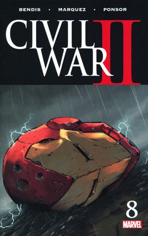 Civil War II #8 Cover A Regular Cover