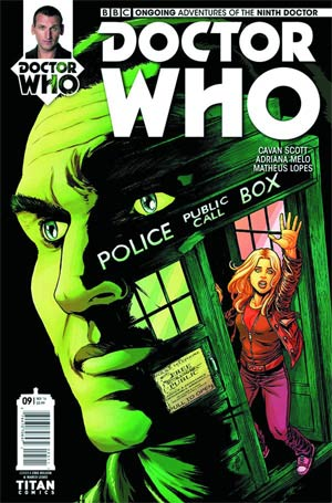 Doctor Who 9th Doctor Vol 2 #9 Cover A Regular Cris Bolson Cover