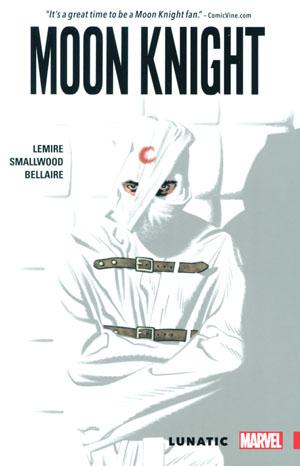 Moon Knight Vol 1 Lunatic TP