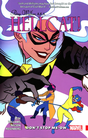 Patsy Walker AKA Hellcat Vol 2 Dont Stop Me-Ow TP