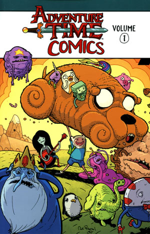 Adventure Time Comics Vol 1 TP