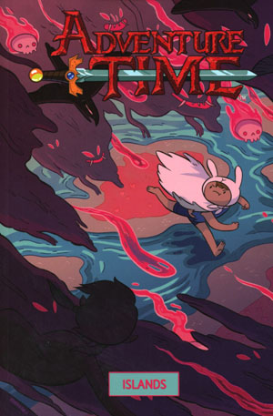 Adventure Time Original Graphic Novel Islands TP