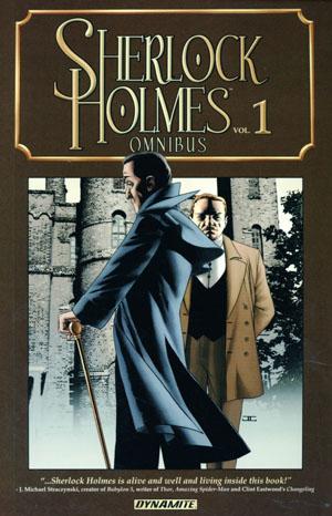 Sherlock Holmes Omnibus Vol 1 TP