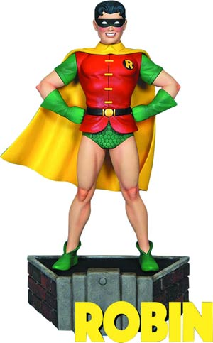Batman Classic Collection Robin The Boy Wonder Maquette