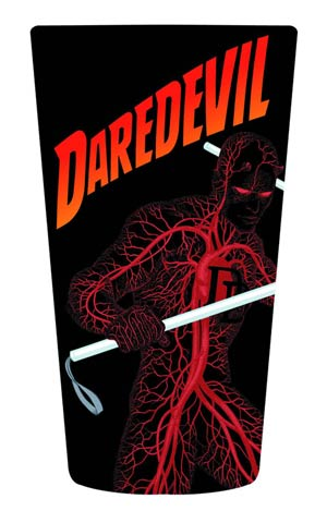 Marvel Daredevil Ceramic Pint Glass