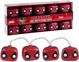 POP Lights Marvel Party Strings - Deadpool