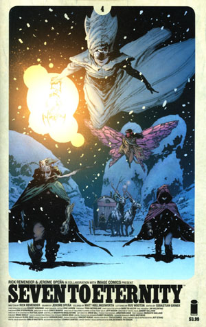 Seven To Eternity #4 Cover A Jerome Opena & Matt Hollingsworth