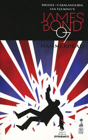 James Bond Hammerhead #3