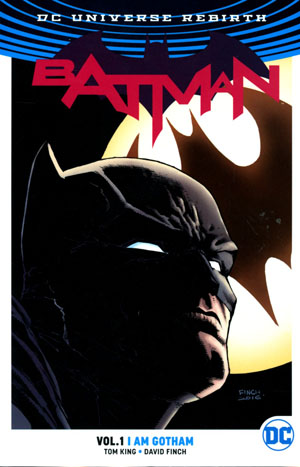 Batman (Rebirth) Vol 1 I Am Gotham TP