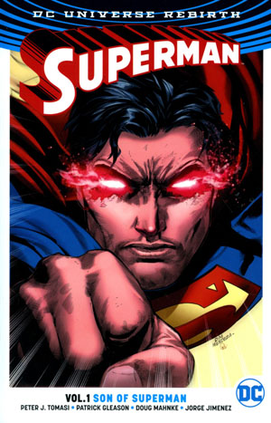 Superman (Rebirth) Vol 1 Son Of Superman TP