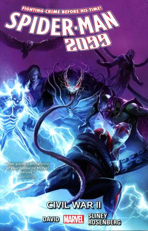 Spider-Man 2099 Vol 5 Civil War II TP