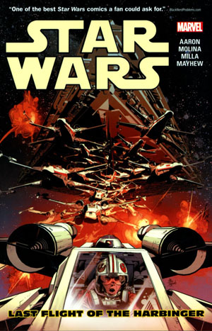 Star Wars (Marvel) Vol 4 Last Flight Of The Harbinger TP