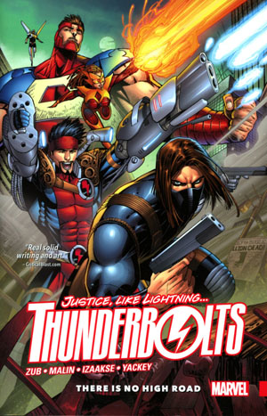Thunderbolts Vol 1 There Is No High Road TP