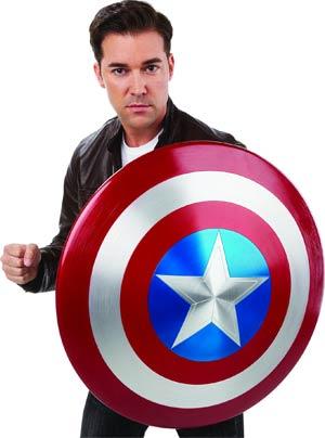 Captain America Legends 75th Anniversary Shield