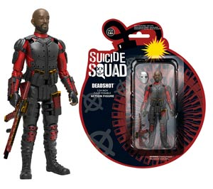 Suicide Squad Movie Deadshot 4-inch Action Figure