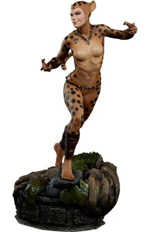 Cheetah 19-inch Premium Format Figure