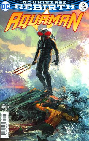 Aquaman Vol 6 #15 Cover B Variant Joshua Middleton Cover