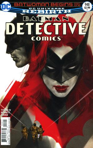 Detective Comics Vol 2 #948 Cover A Regular Ben Oliver Cover