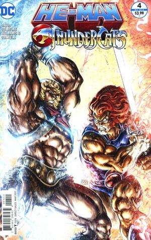 He-Man Thundercats #4