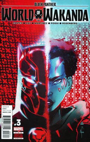Black Panther World Of Wakanda #3 Cover A Regular Afua Richardson Cover