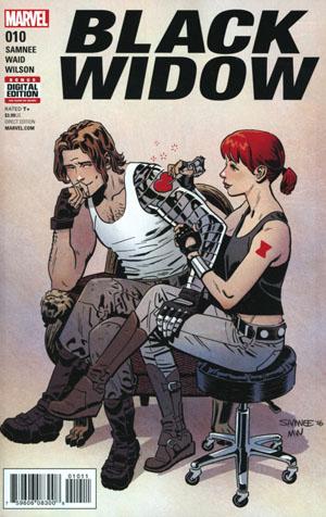 Black Widow Vol 6 #10