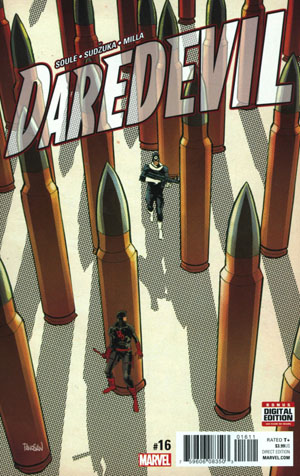 Daredevil Vol 5 #16