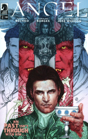 Angel Season 11 #1 Cover A Regular Scott Fischer Cover