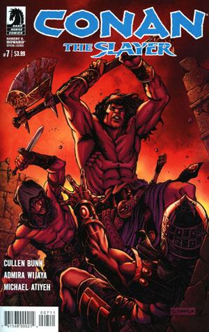 Conan The Slayer #7