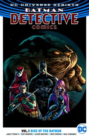 Batman Detective Comics (Rebirth) Vol 1 Rise Of The Batmen TP