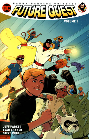 Future Quest Vol 1 TP