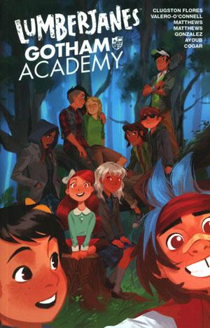 Lumberjanes Gotham Academy TP