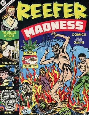 Reefer Madness Comics TP