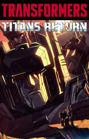 Transformers Titans Return TP