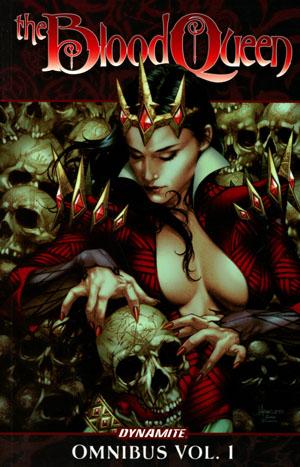 Blood Queen Omnibus Vol 1 TP