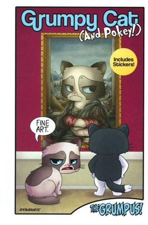 Grumpy Cat & Pokey Grumpus HC