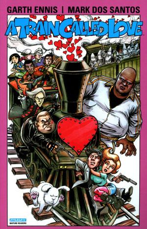 Train Called Love TP