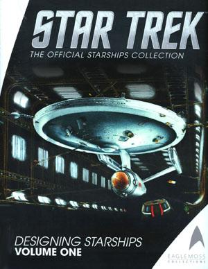 Star Trek Designing Starships Vol 1 HC