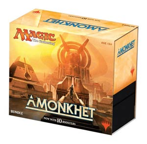 Magic The Gathering CCG Amonkhet Bundle