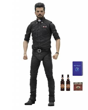 Preacher Series 1 Jesse Custer 7-inch Action Figure
