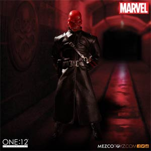 One-12 Collective Marvel Red Skull Action Figure