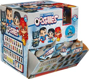 DC Comics Justice League Ooshies Series 1 Mini Figure Blind Mystery Box