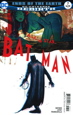 All-Star Batman #7 Cover A Regular Tula Lotay Cover