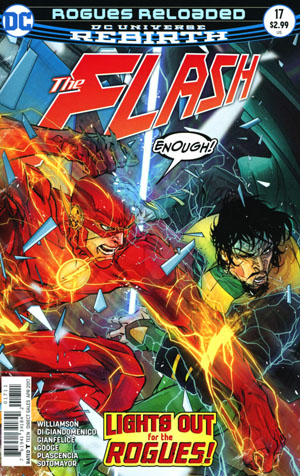 Flash Vol 5 #17 Cover A Regular Carmine Di Giandomenico Cover