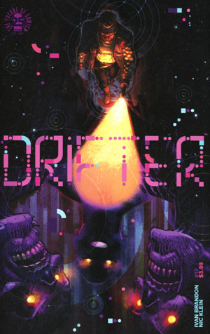 Drifter #17 Cover B Mike Hawthorne