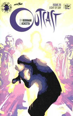 Outcast By Kirkman & Azaceta #25 Cover A Regular Paul Azaceta & Elizabeth Breitweiser Cover